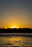 Пляжи Бразилии - пипы, Риу-Гранди-ду-Норти Стоковое Изображение