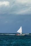 Пляжи Бразилии - Maracaipe, Pernambuco Стоковые Фотографии RF
