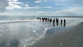 Пляжи Вашингтона Стоковые Фотографии RF