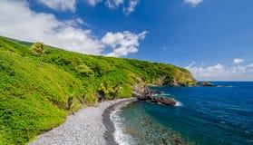 Пляжи Гаваи стоковое фото rf