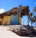 Пляжи Кубы Стоковая Фотография
