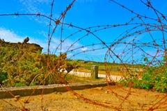 Пляжи Нормандии Стоковые Изображения