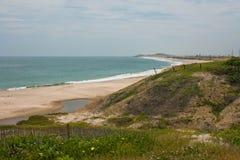 Пляжи Южной Америки 3 Стоковое фото RF