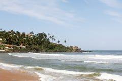 Пляжи Стоковое Изображение RF