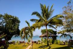 Пляжное Ko Yao Yai Стоковые Фотографии RF