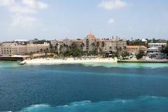 Пляжный комплекс Стоковое Фото