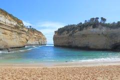 Пляж Австралии Стоковое Изображение