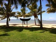 Пляж Австралия Townsville Стоковые Изображения RF