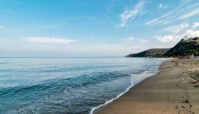 Пляж алы Punta Стоковая Фотография RF
