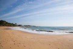 Пляж бортовое #1 Стоковое фото RF