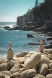 Пляж Больдэра Стоковая Фотография