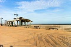 Пляж Брайтона Стоковые Изображения