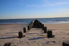 Пляж Брайтона стоковые фото