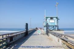 Пляж Венеции - Лос-Анджелес Стоковое Изображение