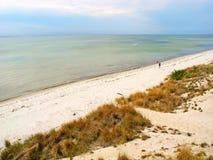 Пляж вертела Hel Стоковые Фото
