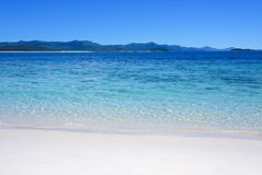 Пляж в Австралии Стоковое Изображение RF