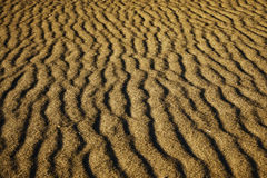 Пляж в Польше Стоковые Фото