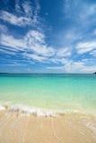 Пляж в Boracay Стоковая Фотография RF
