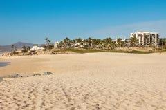 Пляж в Cabo Сан Lucas, Мексике Стоковое фото RF
