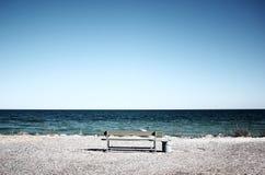пляж Дания Стоковая Фотография