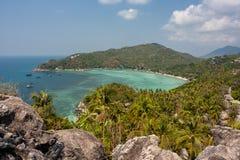 Пляж Дао Koh Стоковые Фотографии RF