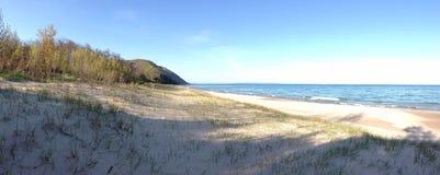 Пляж империи, Мичиган Стоковое Изображение RF