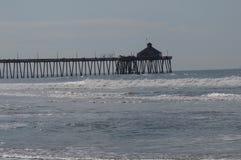 пляж имперский Стоковые Фотографии RF