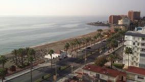 Пляж Испании Стоковые Фото