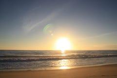пляж Испания Стоковое фото RF