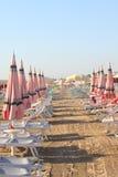 пляж Италия Стоковые Изображения RF