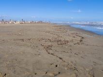 Пляж и море Стоковое Фото