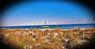 Пляж какао, FL Стоковые Фото
