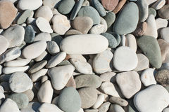 Пляж камешков Стоковая Фотография RF