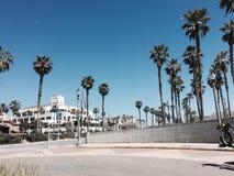 Пляж Калифорнии Стоковая Фотография RF