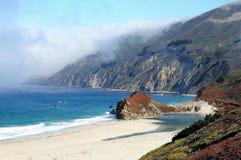 Пляж Калифорнии Стоковое фото RF