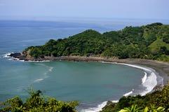 Пляж Коста-Рика стоковое фото rf