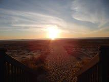 пляж, котор нужно приветствовать Стоковое Изображение