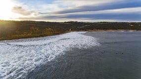 Пляж колоколов Стоковая Фотография