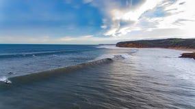 Пляж колоколов Стоковая Фотография RF