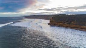 Пляж колоколов Стоковое фото RF
