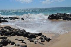 пляж красивейший Стоковая Фотография RF
