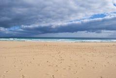 пляж красивейший Стоковое Фото