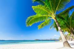 Пляж красоты Стоковая Фотография