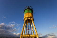 Пляж Ла соляной, Ла Остров Реюньон, Франция Стоковые Фотографии RF