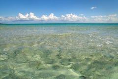Пляж Ла Cinta Стоковые Изображения RF