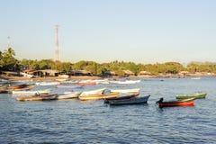 Пляж Лос Cobanos Стоковая Фотография RF