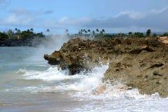 Пляж Мауи Стоковая Фотография
