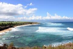 Пляж Мауи Стоковые Изображения