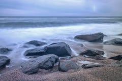 пляж мечтательный стоковые изображения rf