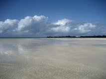 Пляж, Момбаса Стоковая Фотография